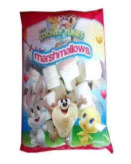 Baby Looney Tunes MarshMallows White 200 gm